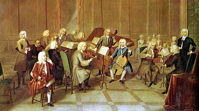 Salisbury Baroque : English Masters of Baroque
