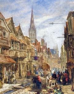 Salisbury Baroque: Baroque is Back