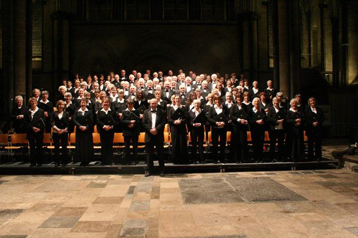 Salisbury Musical Society  Monteverdi Vespers