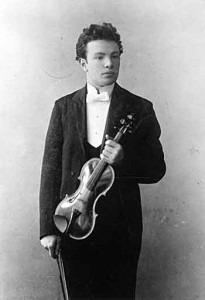 The conductor Adriano and the music of Respighi and Swiss composers.