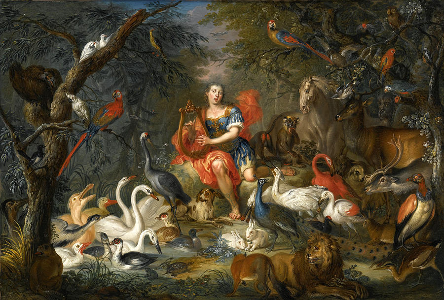 The Legend of Orpheus and The Birth of Opera