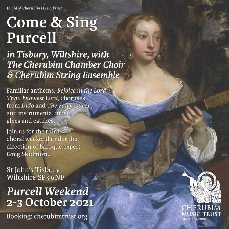 Come & Sing Purcell Weekend