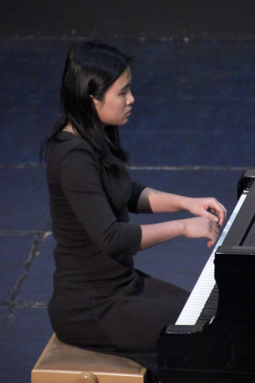 Godolphin A Level Music Recital