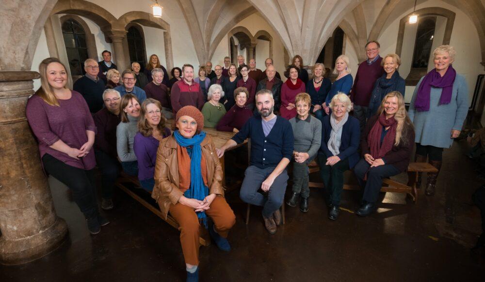 Salisbury Chamber Chorus: Singing Live!